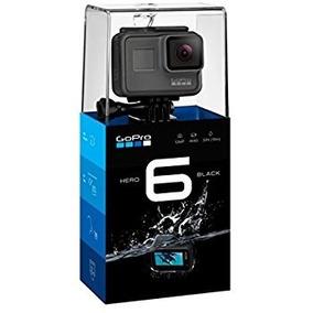 Câmera Gopro Hero 6 Black Edition 12mp À Prova D