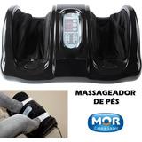 Massageador De Pé / Pés Elétrico Bivolt 4 Programas Mor