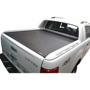 Carpa Plana Retráctil Platino Ford Ranger Limited