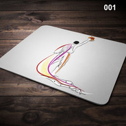 Queen Freedie Mercury Mouse Pad Gamer - 7 Modelos Diferentes