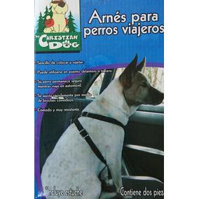 Arnés Para Perros Viajeros Talla Extra Grande