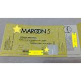 Maroon 5 Cancha 1 Derecha Remato