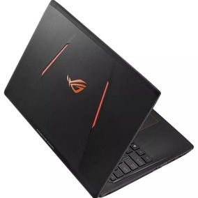 Notebook Asus Gamer Gl553 I7 8g 120 Ssd 1050m 4gb 15.6 Fhd