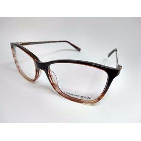 Armação Óculos De Grau Emporio Armani Feminino