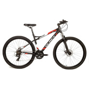 Bicicleta Glock Rod 29 Mountain Bike Aluminio Shimano Disco