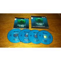 Deadly Tide 4 Cds Original Computador Pc Game Jogo