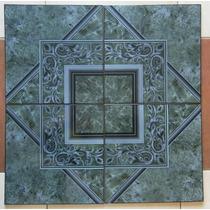 Ceramica Piso Huilian Verde 33 X 33 1ra Ceramicas Los Aromos