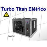 Forno Elétrico Industrial Brasforno Titan T04