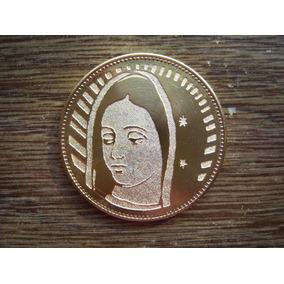 Moneda Vírgen De Guadalupe. A Escoger Una