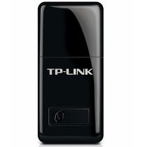 Adaptador Usb Tp-link Tl-wn823n Inalámbrico De 300mbps Mini