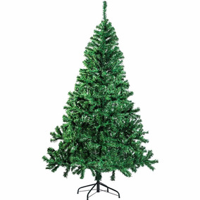 Árvore De Natal Verde 2.10m 630galhos