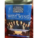Dvd The West Wing 1ª Temp 3ª, 5ª E 6ª Temporadas