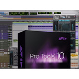 Pro Tools 10hd-capitan/yosemite(mac) (+plugins Waves)