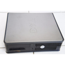 Cpu Dell Optiplex 320, Hd 80gb, 1gb Ram - Com Garantia