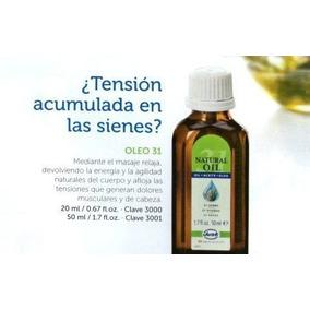 Aceite Oleo 31 Swiss Just 50ml Envio Gratis