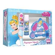 Maquiagem Infantil Cinderela