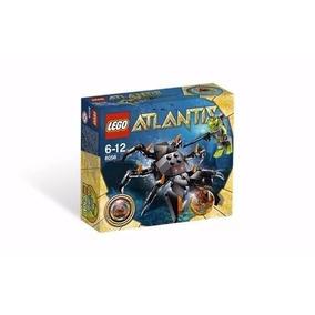 Lego Atlantis 8056 Monster Crab Clash (novo)