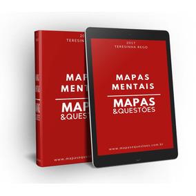 Mapas Mentais Direito + 1500 Mapas - Único Completo