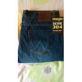 Pantalones Wrangler Modelo 304 Caballero (original)talla 36