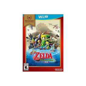 The Legend Of Zelda The Windwaker Hd Wii U Vdgmrs