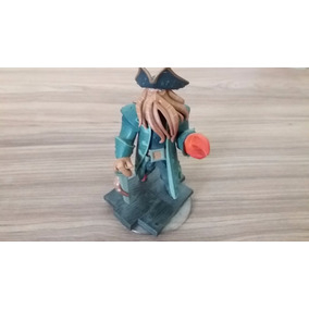 Boneco Disney Infinity 1.0 - Davy Jones - Piratas Do Caribe