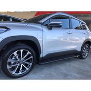 Estribo Lateral Corolla Cross 2021 2022 Alumínio