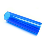 Monsoon Mmrs Acrylic Tube (mmrs-at-200), 200mm Length, Blue