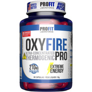 Emagrecedor Termogênico Oxy Fire Pro 60caps - Profit