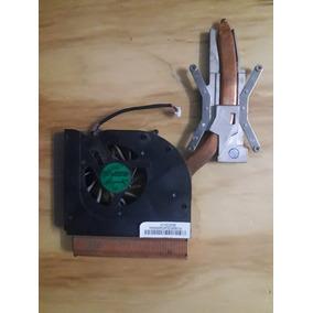 Disipador Y Cooler De Notebook Eurocase Modelo Tw9