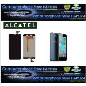 Pantalla Lcd + Mica Táctil 3/4 Alcatel Idol Mini Ot6012