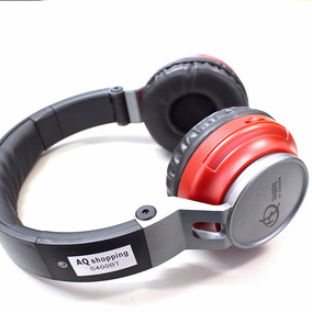 Headphone Aq Shopping S400bt Bluetooth Stereo Bass