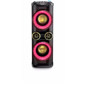 Sistema De Parlantes Philips Ntx600/77 2400w Usb Bluetooth