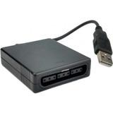 Adaptador Conversor Usb / Ps1 - Ps2 Pc Frete 10 P/unid