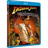 Blu-ray - Indiana Jones E Os Caçadores Da Arca Perdida