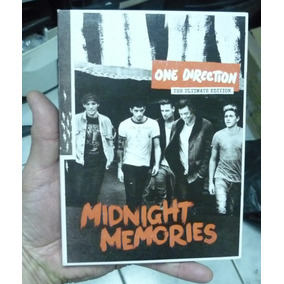 Cd One Direction - The Ultimate Edition - Midnight Memorie