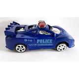 Carro De Policia Brinquedo Ideal Para Criança Top Atacado
