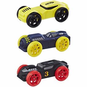 Nerf Nerf Nitro Foam Car 3-pack