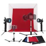 Mini Estudio Fotografico Kit Caja Luz 40 Cm Envío Gratis