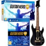 Guitar Hero Live Ps4. Guitarra Y Juego. Entrega Inmediata.