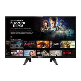 Smart Tv Philips 32 Polegadas Ultrafina Hdmi Usb 32phg5102/7