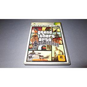 Grand Theft Auto San Andreas Xbox Clasico Compatible Xbox360