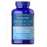 Colageno Hidrolizado Puritans Pride (180 Tabletas) Americano