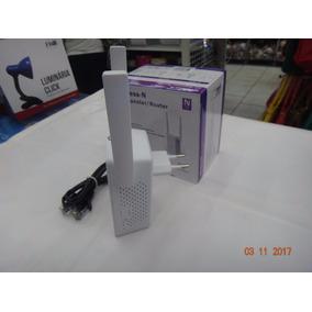 Repetidor Amplificador De Sinal Wi Fi Roteador