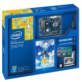 Mother Board Intel Dh87mc Ddr3 1600 Lga 1150