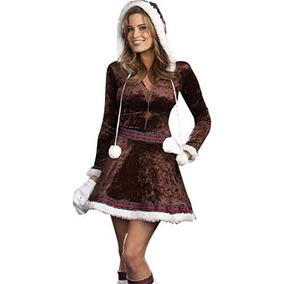 Disfraz Belleza Esquimal Dream Girl Halloween Sexy Adulto M