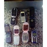 Celular Motorolla Nokia Lote 7 Usados