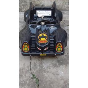 Pedal Car Batmóvel Batcar Plástico S/uso Nunca Brincado