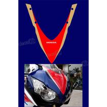 Emblema Adesivo Carenagem Frontal Honda Cbr 1000rr Hrc 2011