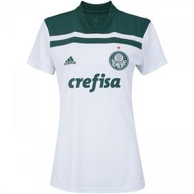 Camisa Palmeiras Crefisa Feminina - Camisetas e Blusas no Mercado ... db8bdc392bce3