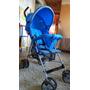 Coche Paragua Baby Way Azul